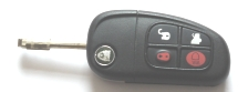 Jaguar Key and Key fob