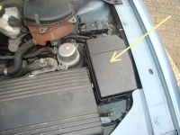jaguar x type engine bay fuse box x type engine bay fusebox small image